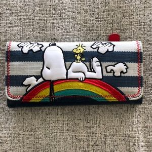 Handbags - Snoopy Wallet